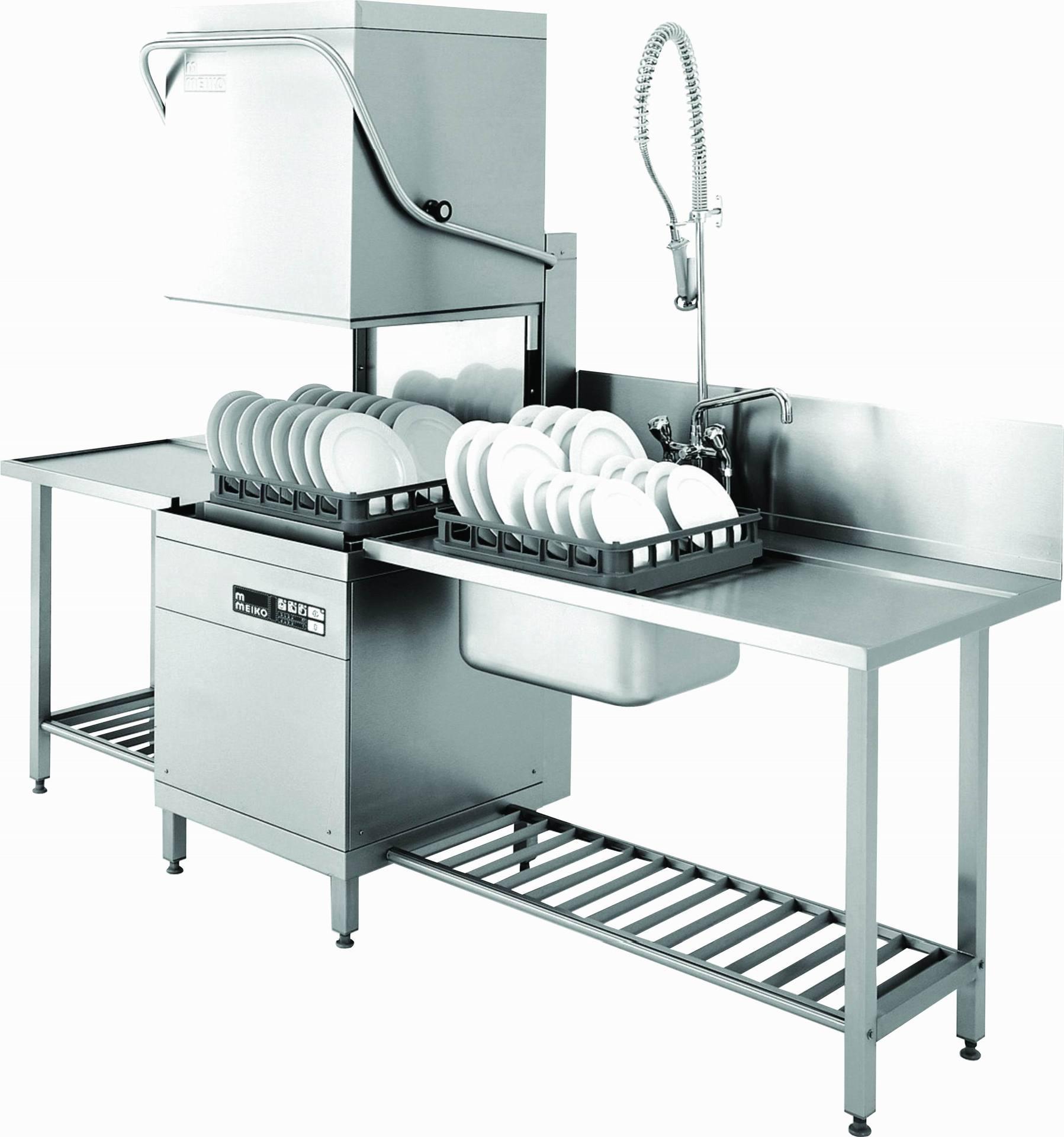 提拉式洗碗机